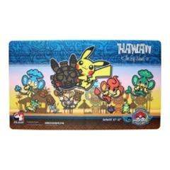Pokemon World Championships - Playmat - 2012 Big Island, Hawaii feat. Pikachu