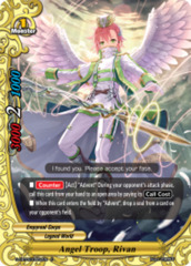 Angel Troop, Rivan [S-CBT02/0052EN C (FOIL)] English