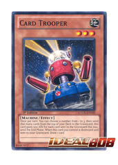 Card Trooper - LCGX-EN020 - Common - 1st Edition