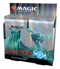 Core Set 2021 Collector Booster Box [12 Packs]