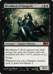 Bloodlord of Vaasgoth - Foil