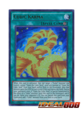 Cubic Karma - MVP1-EN041 - Ultra Rare - Unlimited Edition