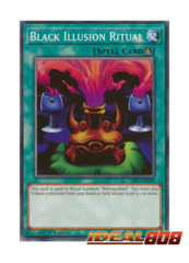 Black Illusion Ritual - SS01-ENC09 - Common - 1st Edition