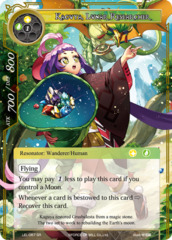 Kaguya, Lunar Researcher [LEL-067 SR (Textured Foil)] English