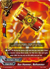 Sun Hammer, Balhammer [D-BT02/0080EN C (FOIL)] English