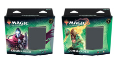 Commander 2020: Zendikar Rising Decks - Complete Set [2 Decks]