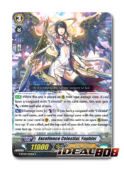 Excellence Celestial, Yophiel - G-BT09/023EN - R