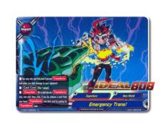 Emergency Trans! - H-EB01/0060 - U (Foil)
