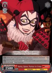 Harley Quinn: Partner in Crime [BNJ/SX01-037S SR (FOIL)] English