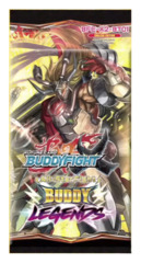 BFE-X2-BT01 Buddy Legends (English) Future Card Buddyfight X Booster Pack