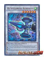 Hi-Speedroid Kendama - CORE-EN095 - Ultra Rare - Unlimited Edition
