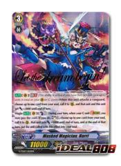 Masked Magician, Harri - G-TD07/003EN - RRR (Gold Foil/Hot Stamp)