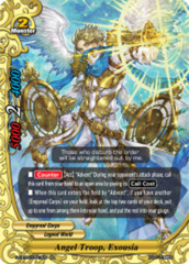 Angel Troop, Exousia [S-CBT02/0013EN RR (FOIL)] English