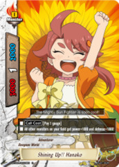 Shining Up!! Hanako [D-BT02A/0018EN C (FOIL)] English