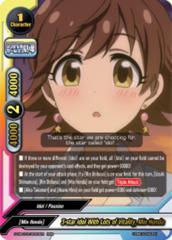 3-star Idol With Lots of Vitality, Mio Honda [S-UB-C03/0003EN RRR (FOIL)] English