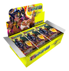 NV01   New Dawn Rises (English) Force of Will Booster Box