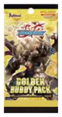 BFE-PP01 Golden Buddy Pack ver.E (English) Future Card Buddyfight Perfect Pack Booster Pack
