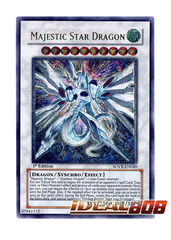 Majestic Star Dragon - SOVR-EN040 - Ultimate Rare - Unlimited Edition