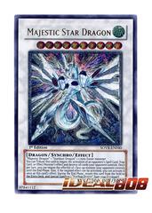 Majestic Star Dragon - SOVR-EN040 - Ultimate Rare - Unlimited Edition