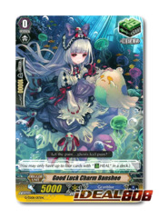 Good Luck Charm Banshee - G-TD08/017EN - TD (common ver.)