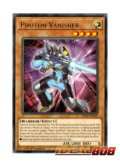Photon Vanisher - LED3-EN035 - Rare - 1st Edition