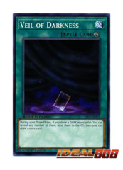 Veil of Darkness - SBLS-EN023 - Common - 1st Edition