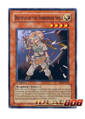 Disciple of the Forbidden Spell - SOI-EN016 - Common - Unlimited Edition