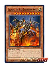 Jizukiru, the Star Destroying Kaiju - BOSH-EN088 - Rare - Unlimited Edition