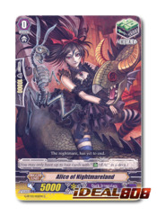 Alice of Nightmareland - G-BT03/102EN - C