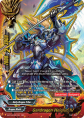 Gardragon Heiglut IV [S-BT04/0001EN RRR (FOIL)] English