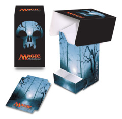 Magic the Gathering MANA 5 Ultra Pro Deck Box with Tray - Unhinged Swamp (#86533)