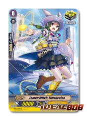 Lemon Witch, Limonccino - TD13/014EN - TD