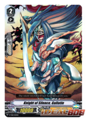 Knight of Silence, Gallatin - V-TD01/003EN (Regular)