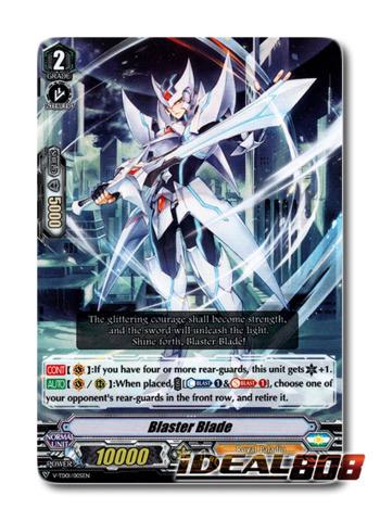 Blaster Blade - V-TD01/005EN (Regular)