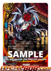 † Bloodstained Dark Princess † Marrow Ellis [S-BT03/0009EN RR (FOIL)] English