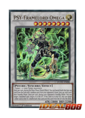 PSY-Framelord Omega - DUOV-EN080 - Ultra Rare - 1st Edition