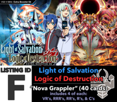 # Light-Salvation, Logic-Destruction [V-EB06 ID (F)]