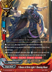 † Dance of Grim Light † Dancing Razor [S-BT06/0050EN C (FOIL)] English
