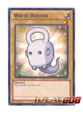 White Duston - LVAL-EN001 - Common - Unlimited Edition