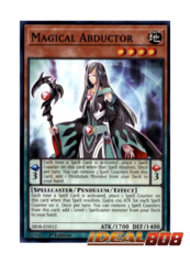 Magical Abductor - SR08-EN012 - Common - 1st Edition