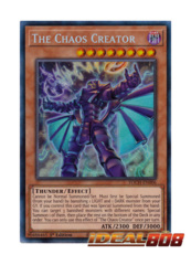 The Chaos Creator - TOCH-EN006 - Collector's Rare - 1st Edition