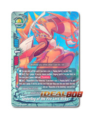 Underling of the Fire Lord, Ricky [H-BT03/0018EN RR] English Foil