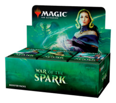 War of the Spark Booster Box [36 Packs]