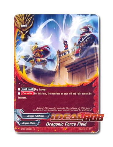 Dragonic Forcefield - BT04/0049EN (U) Uncommon