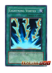 Lightning Vortex - FET-EN040 - Super Rare - Unlimited Edition