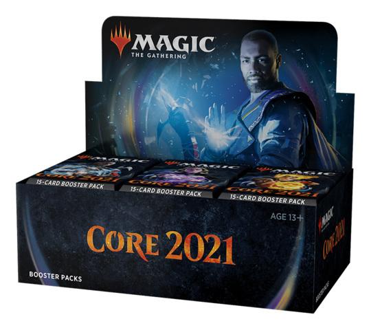 Core Set 2021 Draft Booster Box [36 Packs]