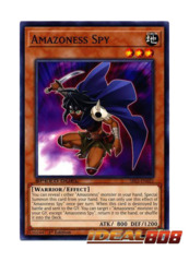 Amazoness Spy - SBLS-EN021 - Common - 1st Edition