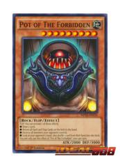Pot of The Forbidden - MP16-EN134 - Common - 1st Edition