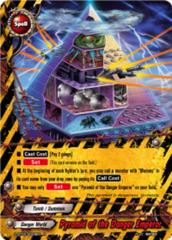 Pyramid of the Danger Emperor [D-BT03/0029EN R (FOIL)] English