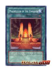 Mausoleum of the Emperor - POTD-EN047 - Common - Unlimited Edition